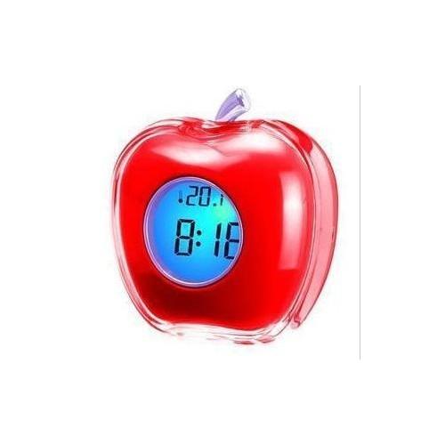 高品质ygh-335 苹果报时器 语音报时间和温度 整点报时闹钟