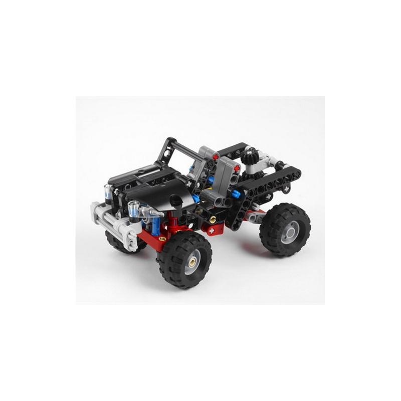 lego 乐高 机械组 越野车 8066(乐高积木玩具)