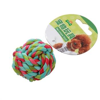 幼儿园手工作品绳球