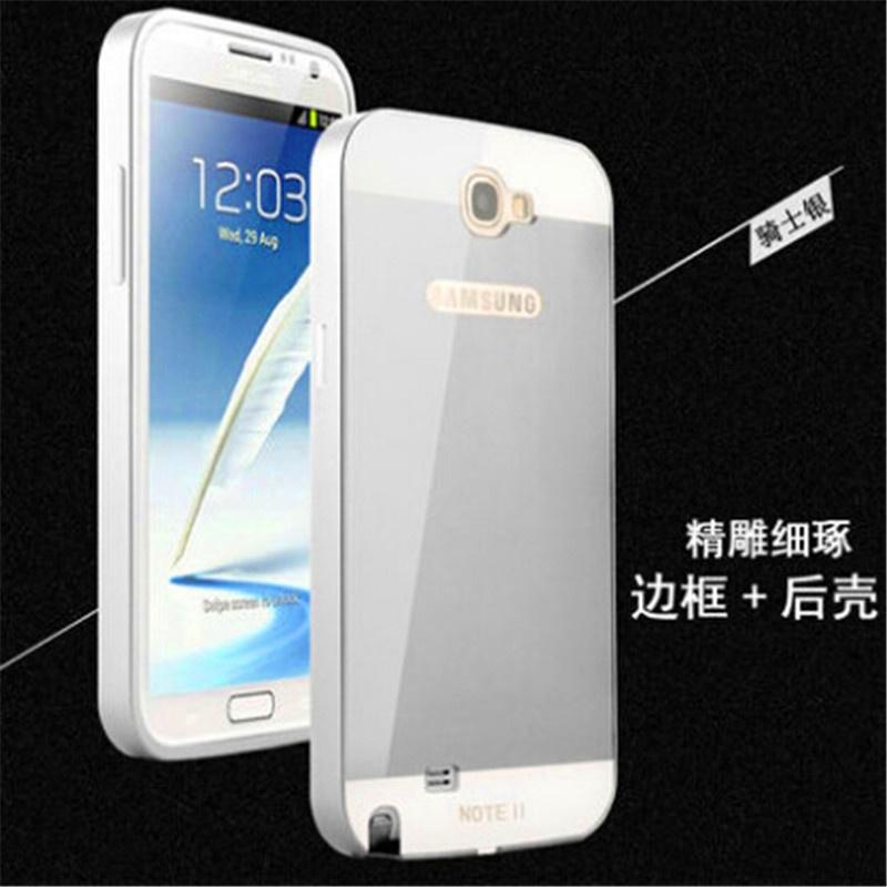 n7100超薄金属边框 n7108手机套n719保护套外壳