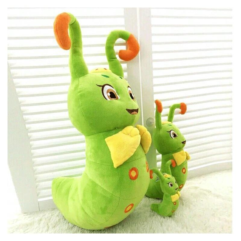 花千骨毛绒玩具布娃娃可爱萌糖宝同款公仔灵虫玩偶创意新款毛毛虫