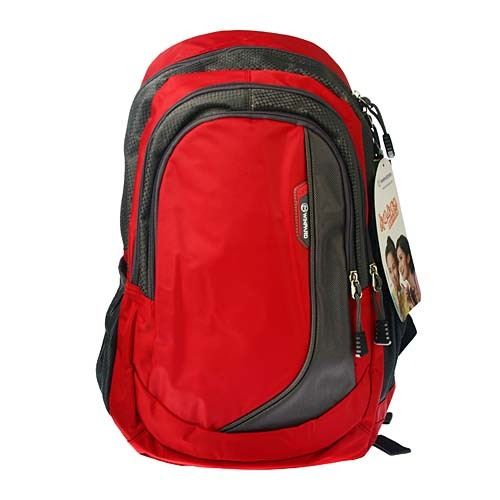 威豹双肩背包1336-红图片