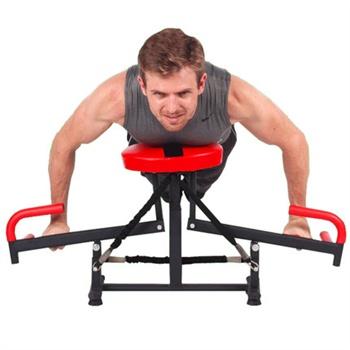 【尤萨护具】家用俯卧撑支架胸肌臂力锻炼器材