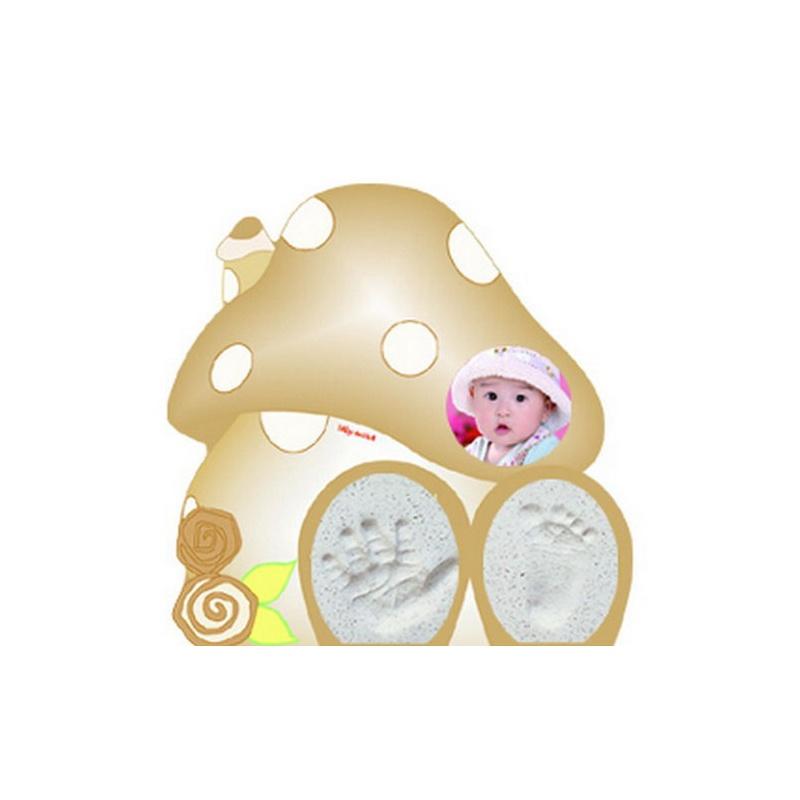 蘑菇宝宝卡通图片_画画大全