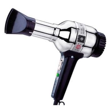 光明 电吹风rct-805 1000w 冷热风 二档风速 不锈钢机壳
