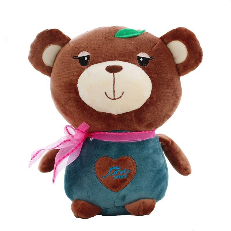 毛绒公仔 > 恋儿宝贝毛绒公仔 >  可爱 爱心熊 毛绒玩具泰迪熊 熊熊