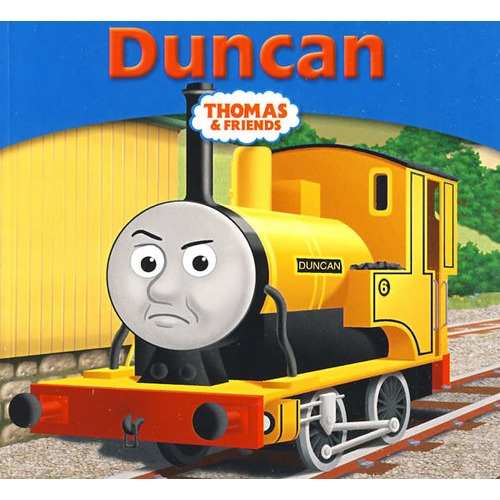 duncan邓肯-火车头托马斯系列
