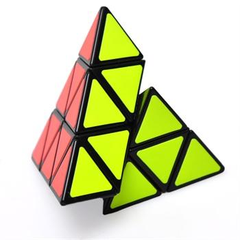 金字塔魔方公式图解