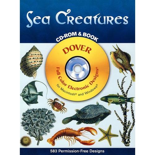 海洋生物(书和光盘)
