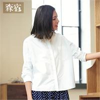 【森宿女装衬衫】_森宿女装衬衫价格图片