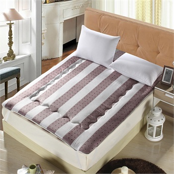加厚单双人榻榻米床垫子 儿童房学生宿舍寝室上下铺床褥 防滑席梦思