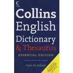 COLLINS ESSENTIAL DICTIONARY AND THESAURUS [Third edition]柯林斯基础字词典(第三版)