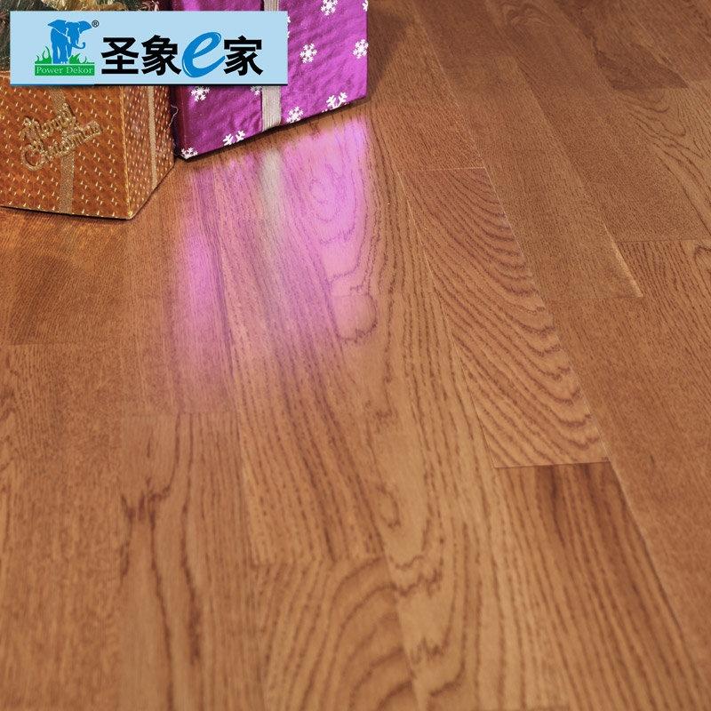 【圣象地板】圣象康逸自带龙骨的三层实木地板v7系列