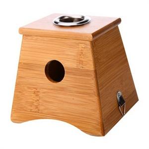 【当当自营】 上官氏 竹子单孔艾灸盒使用方便,效果显著
