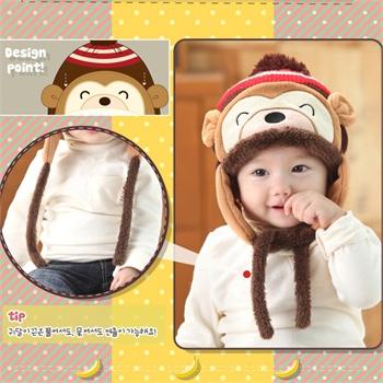 可爱的小猴宝宝图片