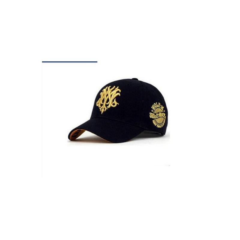 嘻哈棒球帽 帽子女士 韩版潮 鸭舌遮阳防晒运动太阳帽