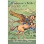 The Magician's Nephew 纳尼亚传奇:魔法师的外甥(彩图,英国版平装) ISBN9780006716839