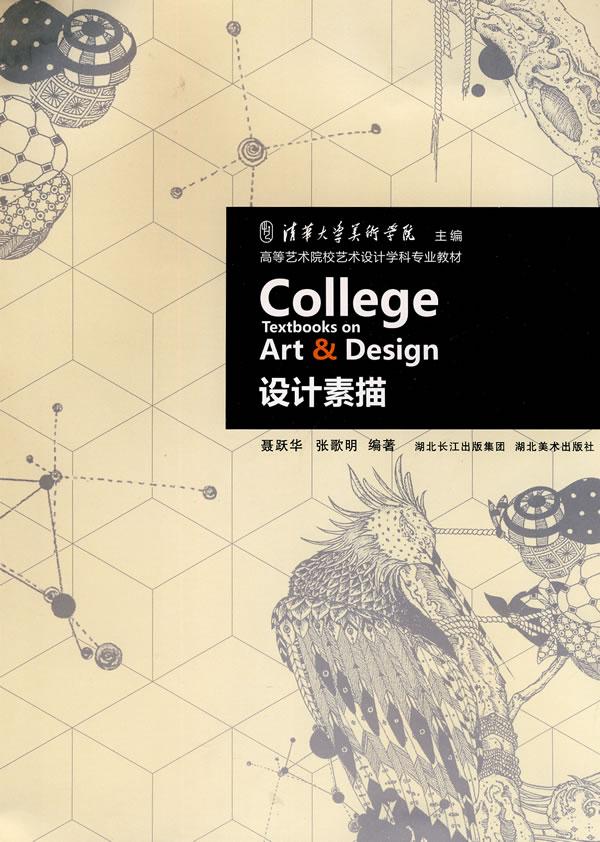 高等艺术院校艺术设计学科专业教材·设计素描