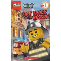 Scholastic Reader!Level 1―LEGO City: Fire Truck to the Rescue!Scholastic Reader!级别一LEGOCity: 消防车去营救价格比较