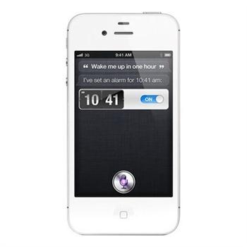 Apple苹果iPhone4S8GBWCDMA/GSM3G手机智能手机(白色)