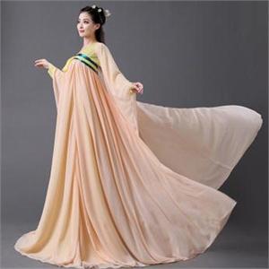 制作古装裙子步骤图片