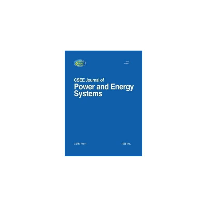 中国电机工程学会电力与能源系统学报(英文版)