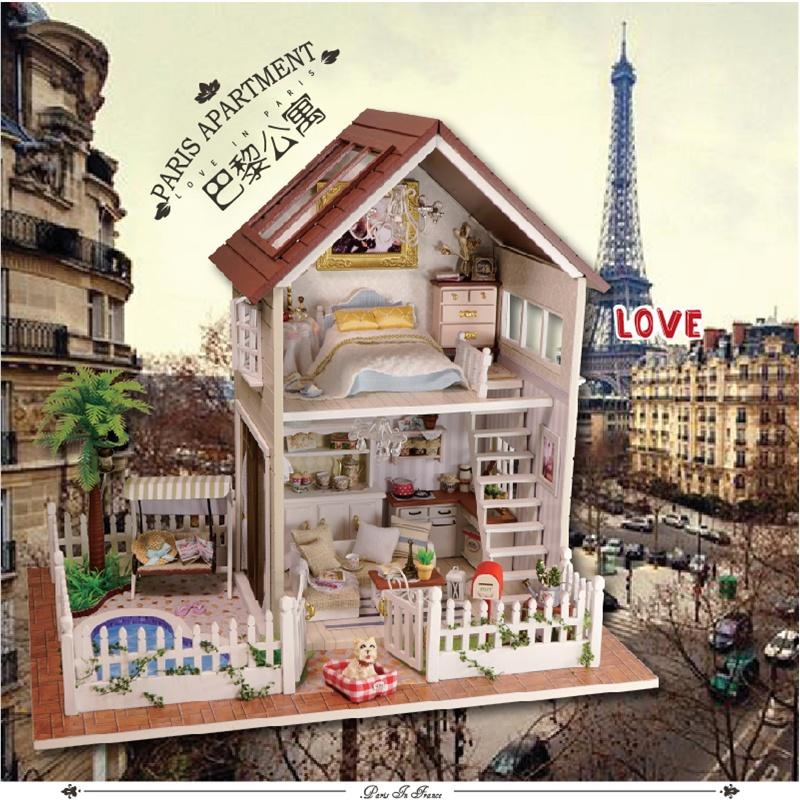 模型小房子别墅