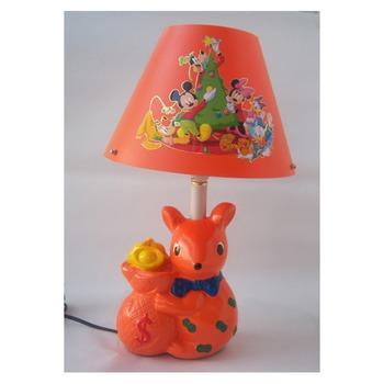 海伯瑞手绘卡通台灯-老鼠送宝