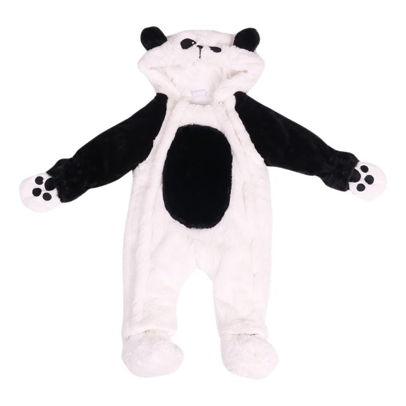美国熊宝宝婴儿衣服秋冬新款宝宝外出服动物造型