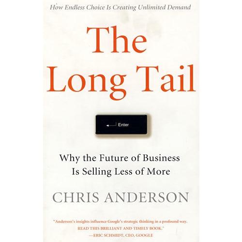 克里斯·安德森 长尾理论 the long tail