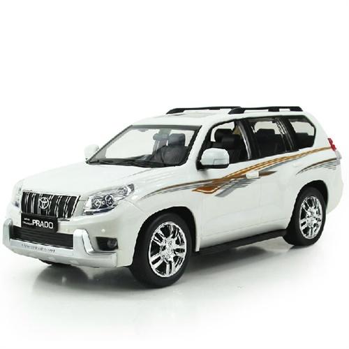 信宇xq超大1:16丰田普拉多遥控汽车 儿童充电动玩具车rc遥控车模