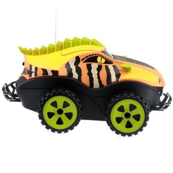龙昌 青蛇水陆车 遥控动物儿童玩具 r776