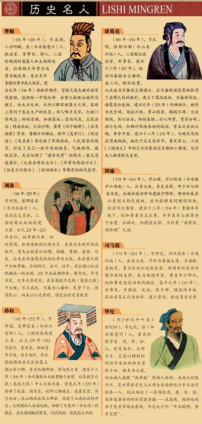 图说中国历史:三国/中国地图出版社:图书比价:琅琅网
