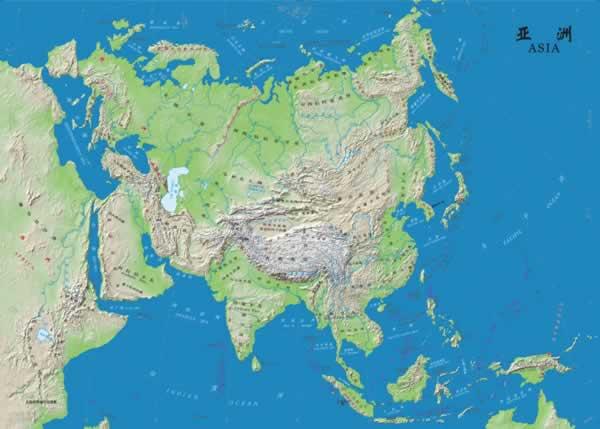 埃及金字塔卫星地图