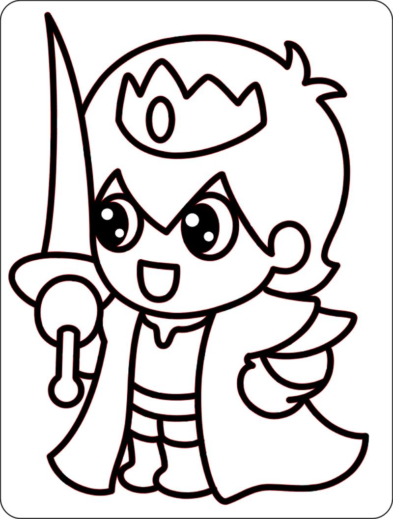 勇敢小王子