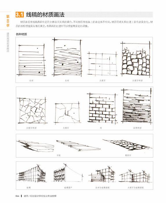 【th】ing手绘——建筑/规划设计手绘技法专业教程 杨薇,张毅,王安毅