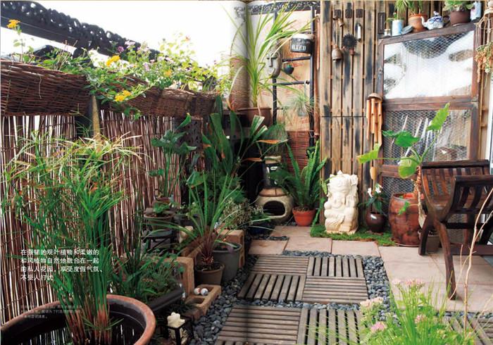 小阳台变身梦想花园:微空间园艺景观设计