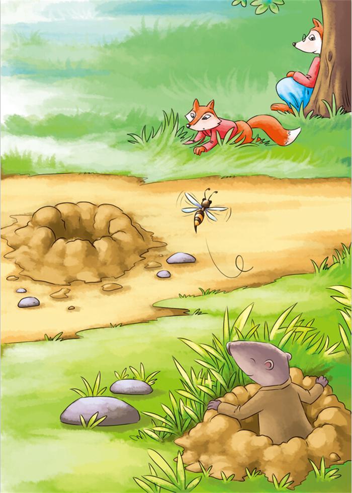 动物世界小故事大智慧