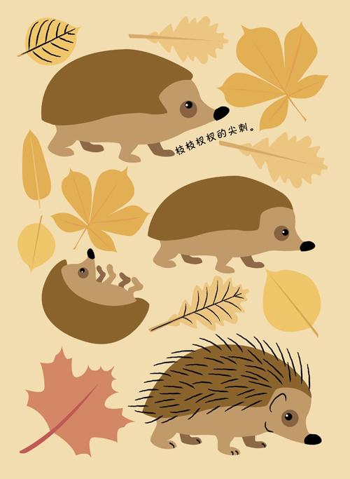 风靡世界的英国儿童艺术创想丛书——动物涂鸦