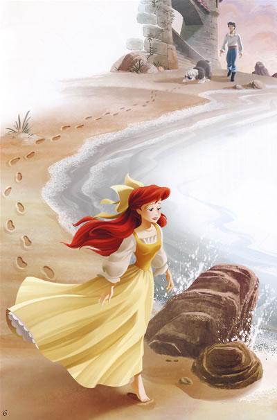 拯救小海豚——迪士尼公主爱心故事集