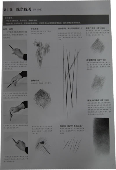 机械产品结构素描