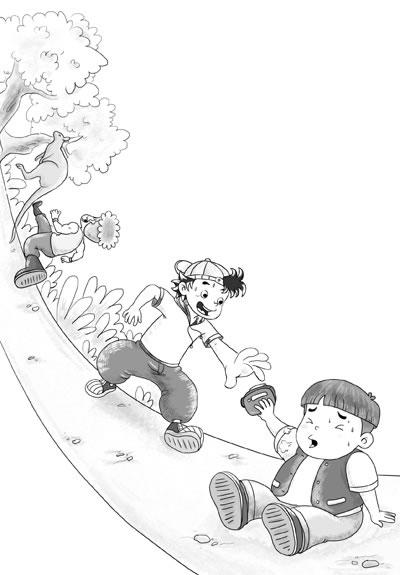 动漫 简笔画 卡通 漫画 手绘 头像 线稿 400_575 竖版 竖屏