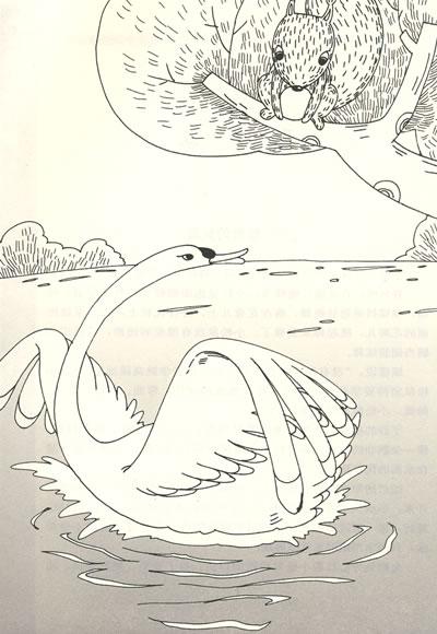 可爱白云简笔画
