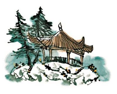 《中国最美古诗词(生命中不容错过的文学名著)》黄毅; 在这个诗歌化