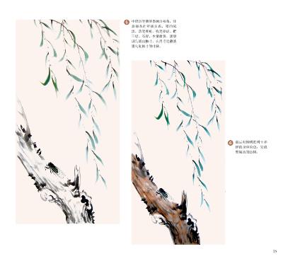 中国写意画入门轻松学:草虫