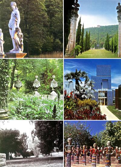 园林设计师的艺术修养,园林作品的艺术风格与文化背景,都可以