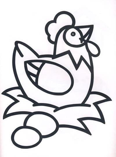 手绘艺术字涂色