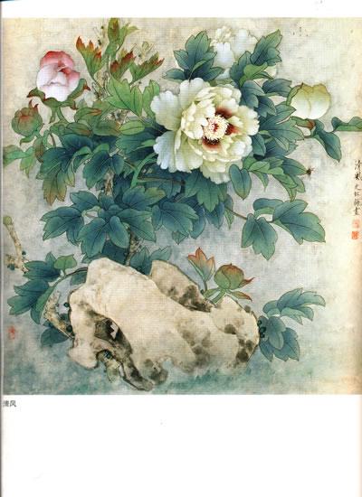 梅花的画法铅笔画展示