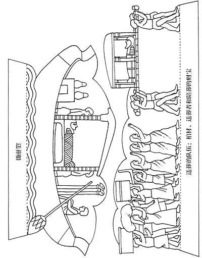 工程图 简笔画 平面图 手绘 线稿 400_511 竖版 竖屏