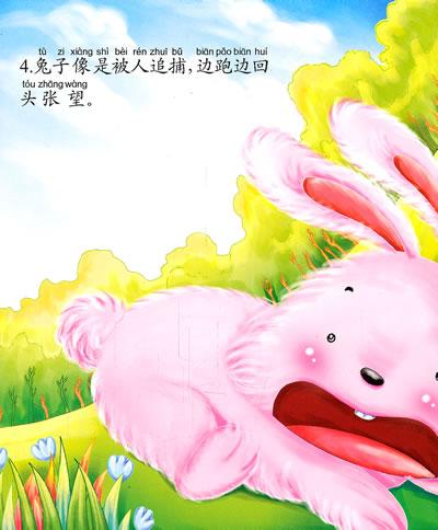 最可爱的小公主兔宝宝